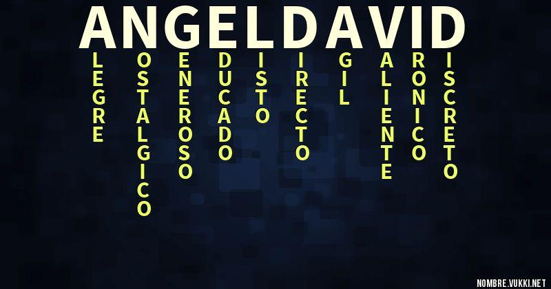 Qué Significa Angel David