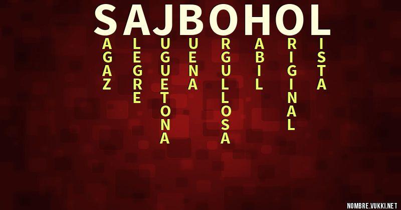 Sajbo