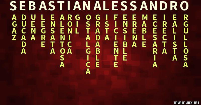 Qué Significa Sebastián Alessandro
