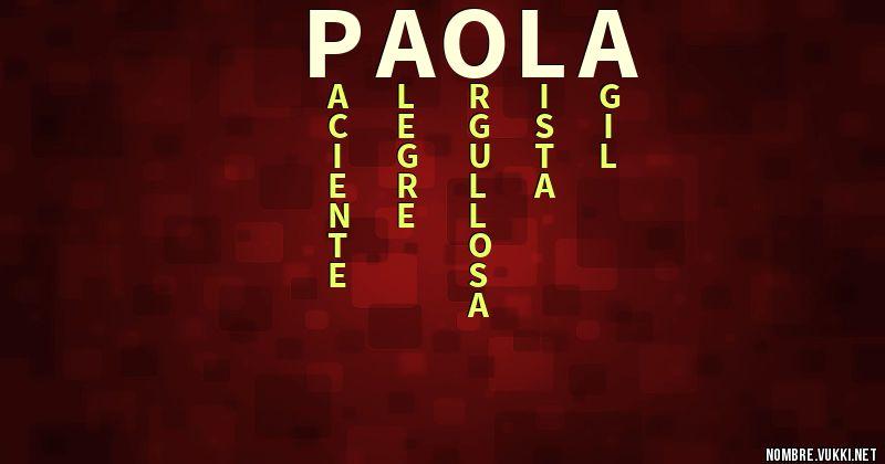 Paola de nuevo - 2 part 1
